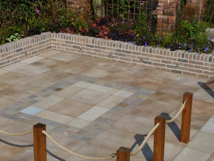 Patio Installation, Paving Ideas, Garden Makeover, Patio Gardens, Natural  Stones, Marshalls, Liverpool, Patios, Landscaping
