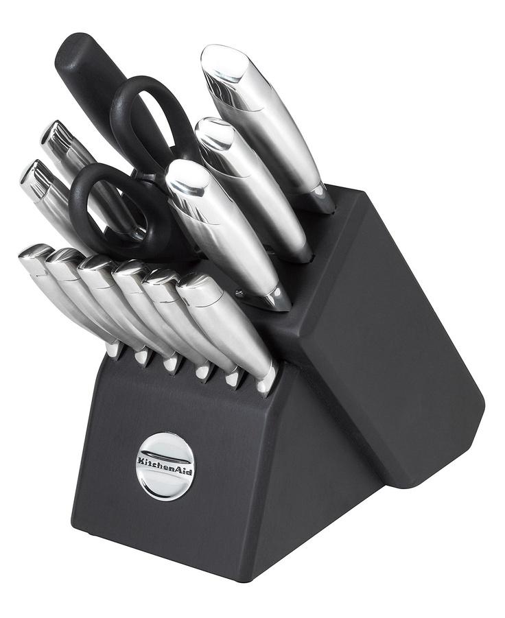 Kitchenaid Cutlery Set Macy 39 S Do Or Die Pinterest