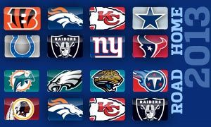 Chargers Football Schedule 2013