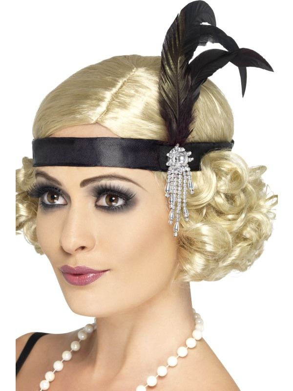 charleston headbands - Google Search