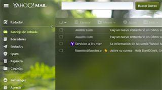 Los nuevos fondos (temas) de Yahoo | Iniciar sesion correo - Yahoo! Mail ayuda