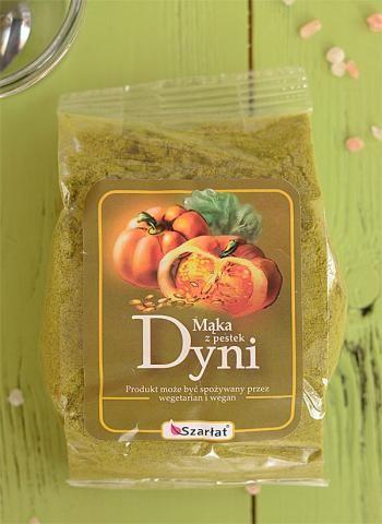 Mąka z pestek dyni :)