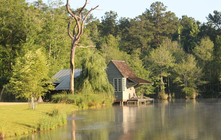 pond guest house by mcalpine tankersley