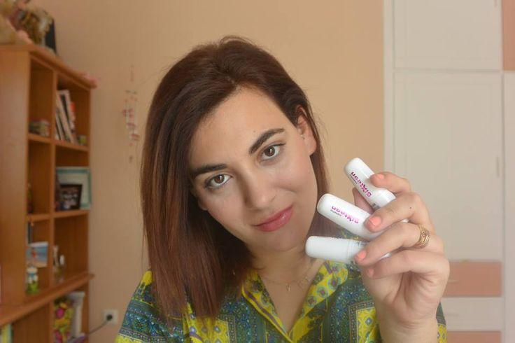 sixteen  lipstick review