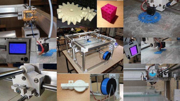 #VR #VRGames #Drone #Gaming Large 3D Printer #3D, 3D Printer Project, 3D ptinter, abs, alluminium, alluminium saction, auto levale, baravaliya, Bed Temp, Big, big 3d printer, big size, Build size, Color, dholariya, diameter, Drone Videos, extruder, flexible pla, gtu project, gujrat, heat bad, heat bed, Heating, kaushik, large 3d printer, last year project, material, mecanical, nirav, nozzle, Nozzle Temp, PLA, plate, Print material, printed 3d part, printer, Printing, project