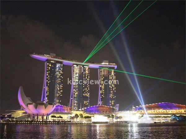 Singapore Trip #Singapore #LightShow