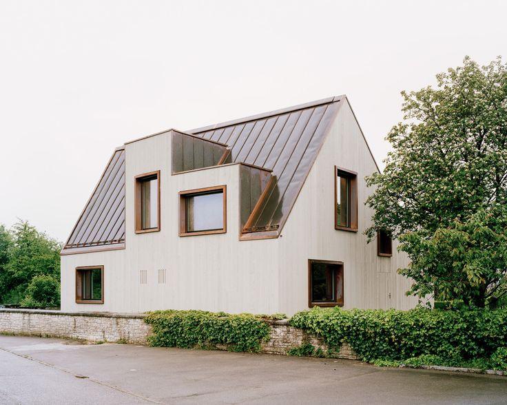 menzi bürgler architekten / kirchgemeindehaus, wurenlos