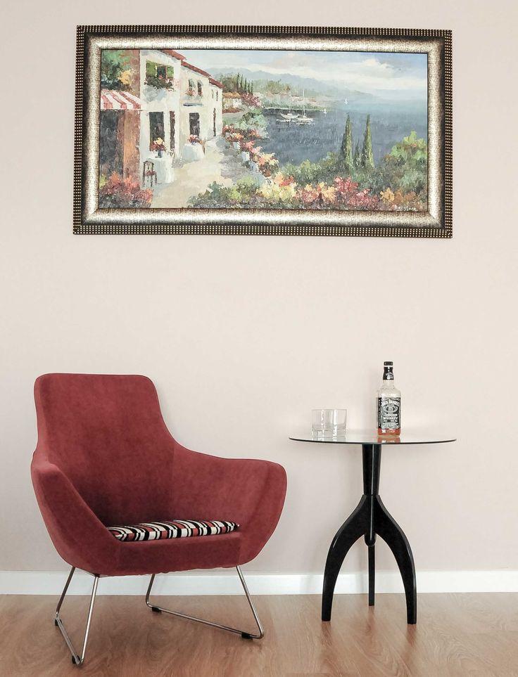 Longe armchair, side table. Relaxation Time. http://www.5adesign.com.tr/urunler/berjerler/rebecca.html