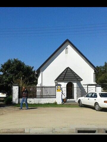 Former church in George, now a Musjid