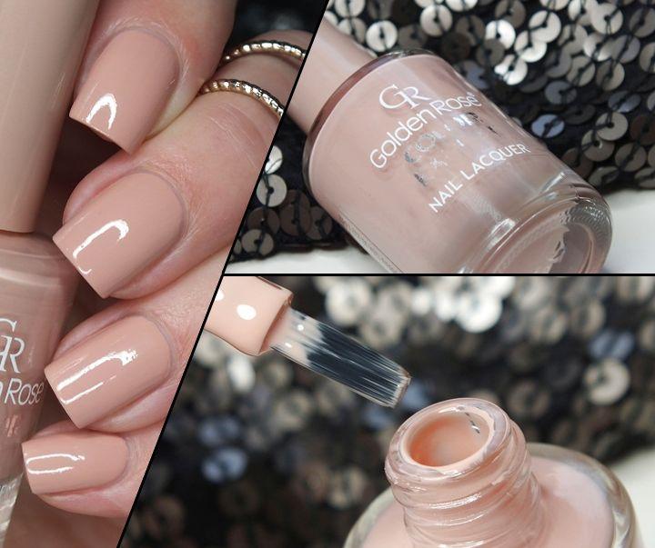 Golden Rose Color Expert 99 - nowy odcień! Zobaczcie, jak pięknie wygląda na paznokciach! Przeczytajcie o nim więcej:)