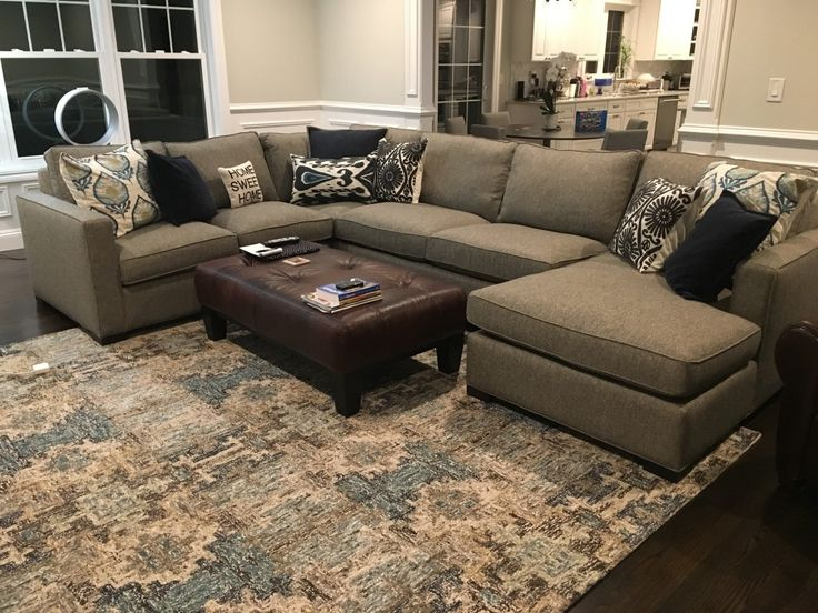Room And Board Beckett Sectional