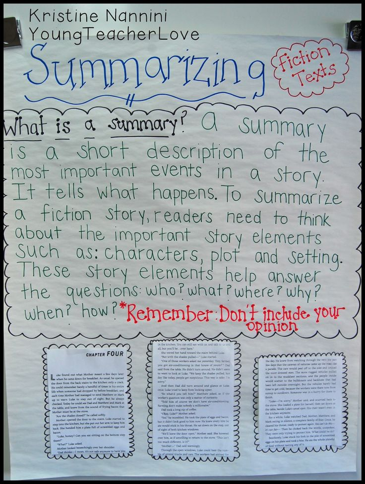 summarizing: Language Art, Schools Ideas, Schools Stuff, Graphics Organizations, Expository Writing, Writing Anchors Charts, Writing Summary, Summarizing Anchors Charts, Young Teacher