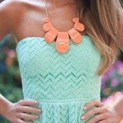 pastel spring dresses