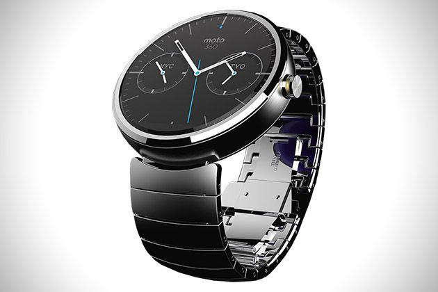 Moto 360: Best Buy Puts the Motorola Watch Back in Stock