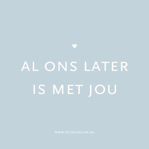 Lief gedicht voor een geboortekaartje #studiokuuk.nl