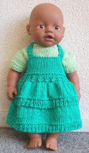 Gratis breipatroon voor My Little Babyborn
