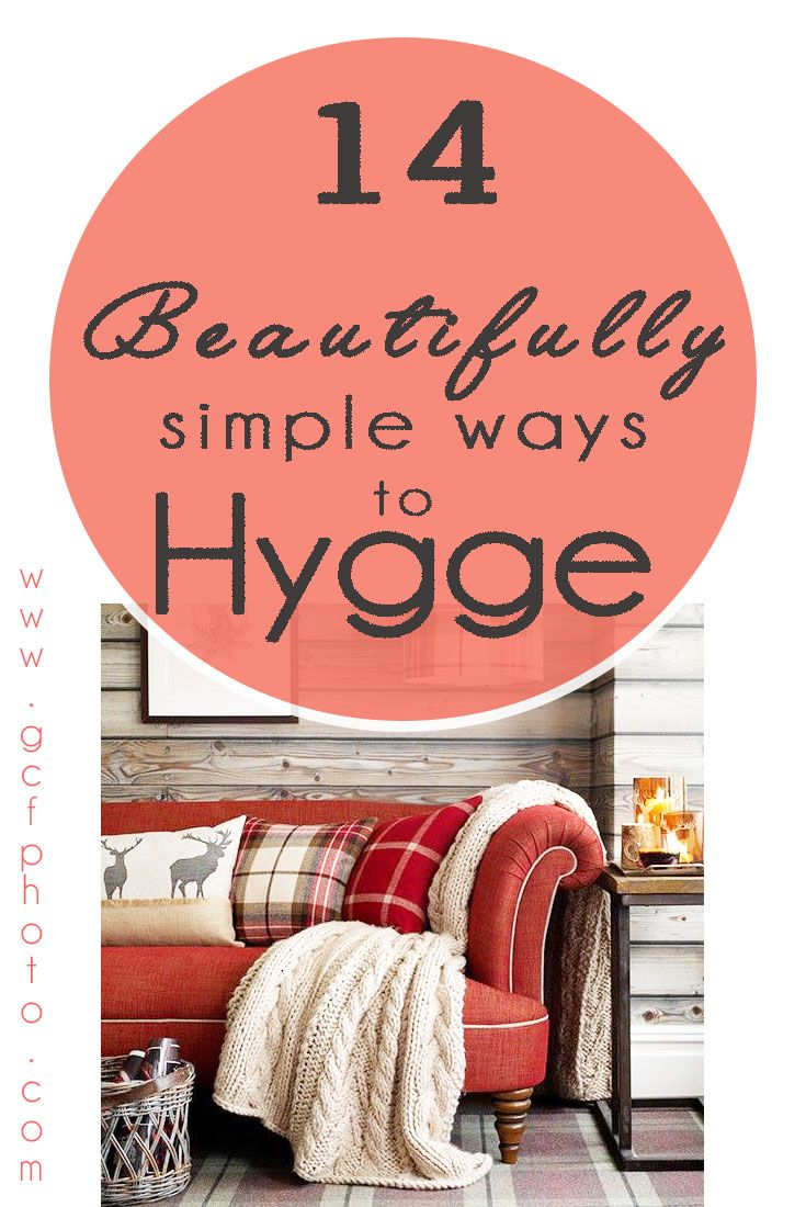 Hygge home inspiration for a cosy winter. 14 tips on how to live the Hygge lifestyle simply and beautifully. Click through to my blog now to read more >>