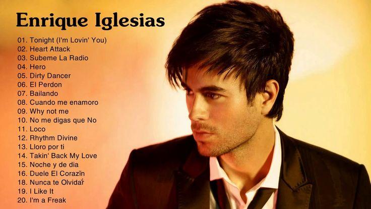 Enrique Iglesias Greatest Hits Full Album - Best Songs Of Enrique Iglesias