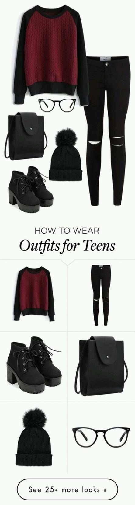 17+ Ideen Mode-Ideen für Teens Ripped Jeans für 2019