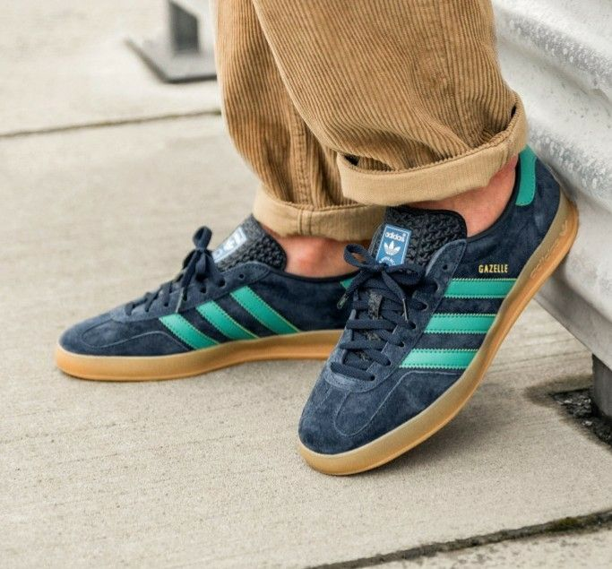 Love these 2019 Adidas Gazelle Indoor releases, this one in ...
