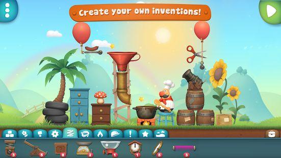Inventioneers – miniaturka zrzutu ekranu