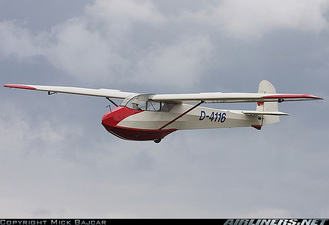 Schleicher Ka-4 Rhonlerche aircraft picture