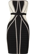 for the same price as that orange herve lever dress...you can get this one and fake your way to the curviest body in town...compliments of cleverly placed lines