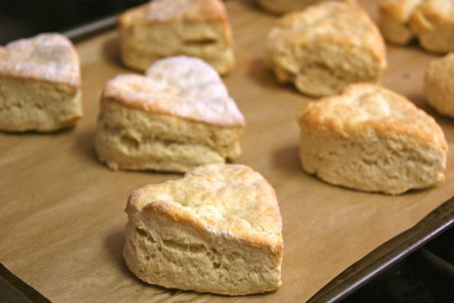 #gluten-free #vegan baking powder biscuits.