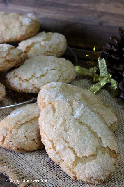 perrunillas, dulces tradicionales, dulces tipicos de navidad, Julia y sus recetas, dulces con manteca