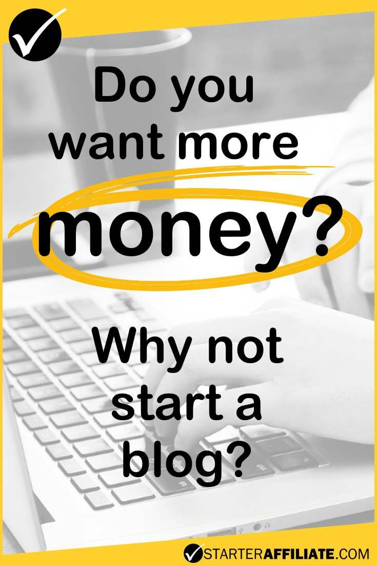 You can blog both for fun and profit. It's easier to get started than you may think.