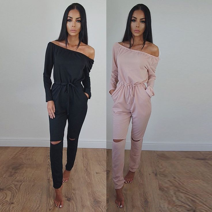 2016 Summer Fashion Elegant Rompers Women Jumpsuit Sexy Club Playsuit Casual Beach Floral Playsuits Overalls Bodysuit on http://ali.pub/h0ywm