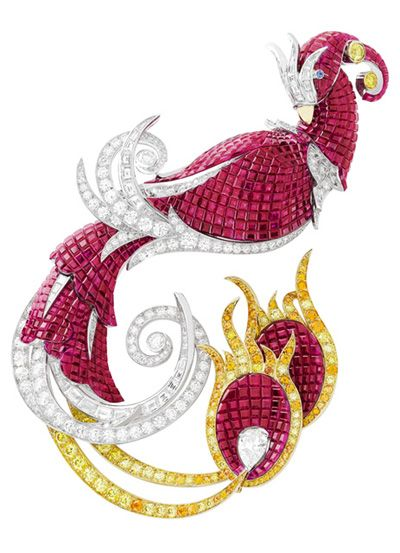 The Magic Behind Van Cleef U0026 Arpelsu0027 Palais De La Chance High Jewellery  Collection