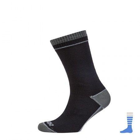 Thin Mid Length Sock (Albatross)
