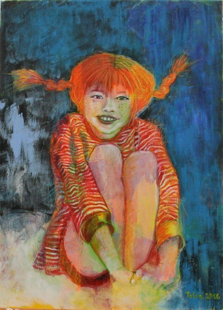 Petra Boukalová |   olejovy pastel