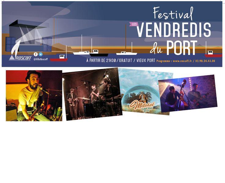 Ne ratez pas les concerts gratuits sur le port de #Roscoff Le programme des festivités à retrouver sur http://www.villa-vacances-bretagne.fr/actualites/105-concerts-gratuits-roscoff.html