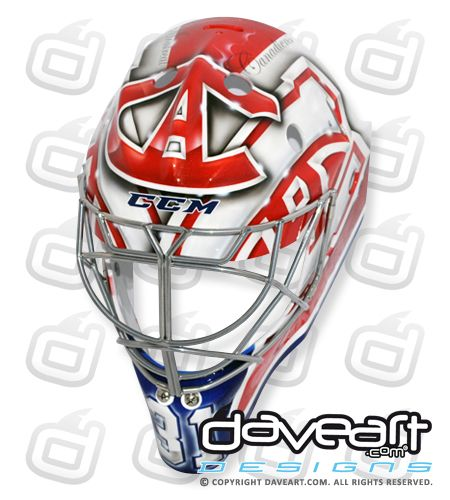 Price's New Canadiens Mask Likely Just a Start