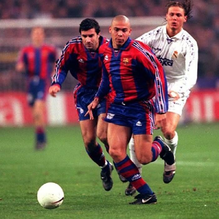Barcelona 1 2 Real Madrid Vintage Ronaldo Silences The: 1000+ Images About RONALDO O'fenomeno On Pinterest