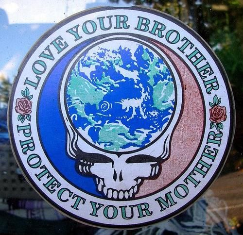 I never really got into the grateful dead but they are cool and I love this. #grateful dead
