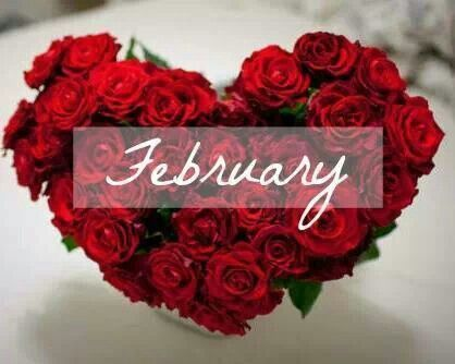 February...the month of love!