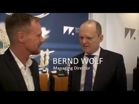 Bernd Wolf Inhorgenta 2016 München - YouTube