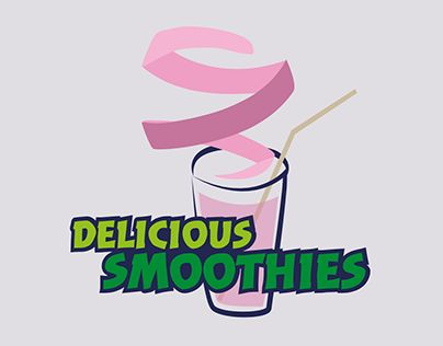 """Make your own smoothie application @Behance-project: """"Delicious Smoothies"""" https://www.behance.net/gallery/25253807/Delicious-Smoothies"""