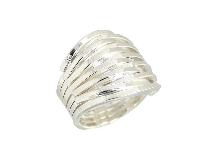Silver ring from Coeval Visit: http://www.coeval.co.za/