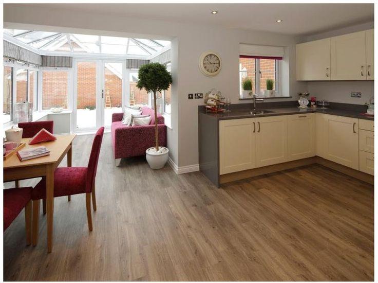 Perfect open plan living. The spacious open-plan d…