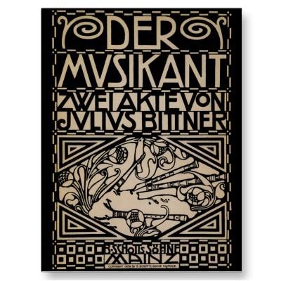 Poster by Koloman Moser