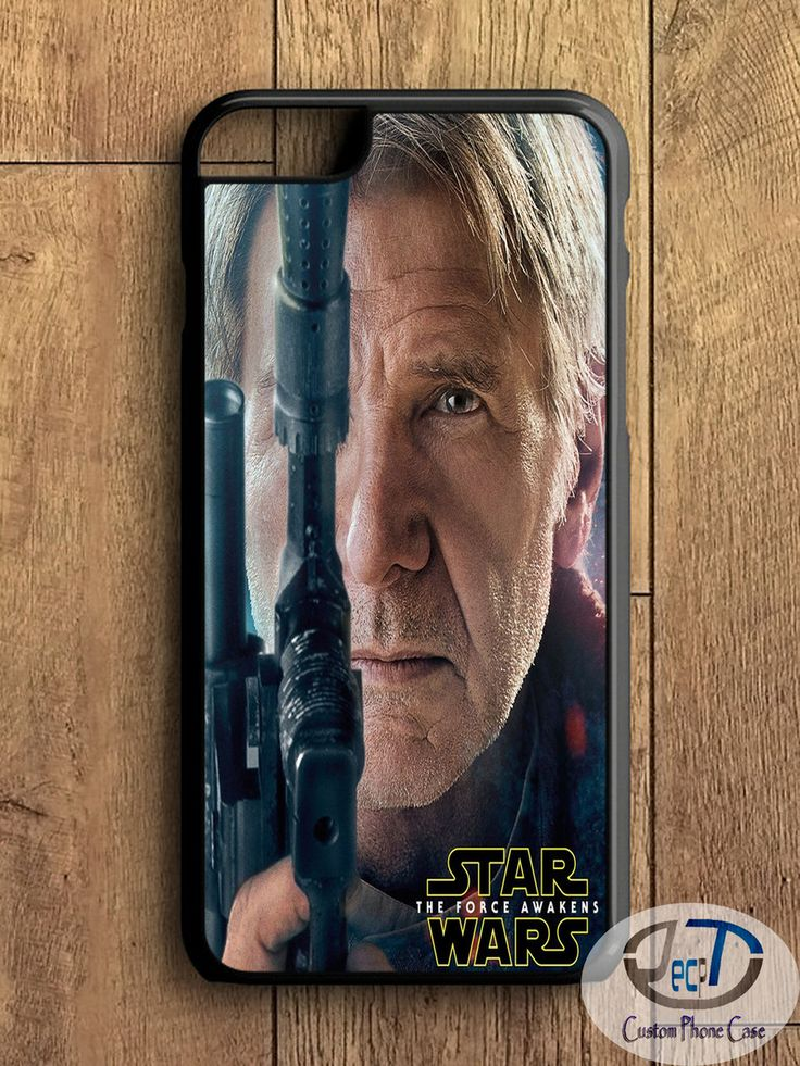 Han Solo Star Wars Awakens Case iPhone, iPad, Samsung Galaxy & HTC Cases