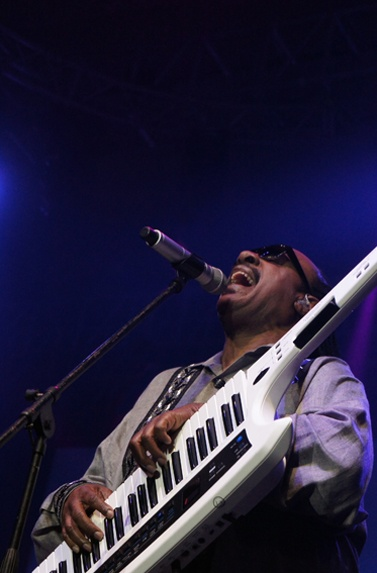Stevie Wonder | Java Jazz Festival 2012