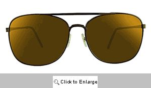 Smith Aviator Sunglasses - 120 Gold