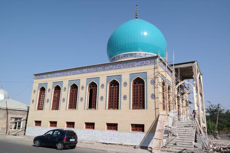 Georgia #Marneuli #Mosque