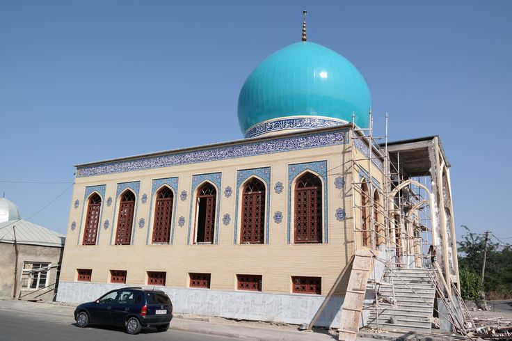 Georgia #Marneuli #Mosque