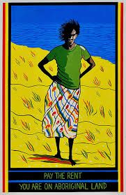 pay the rent, you are on aboriginal land - Google Search